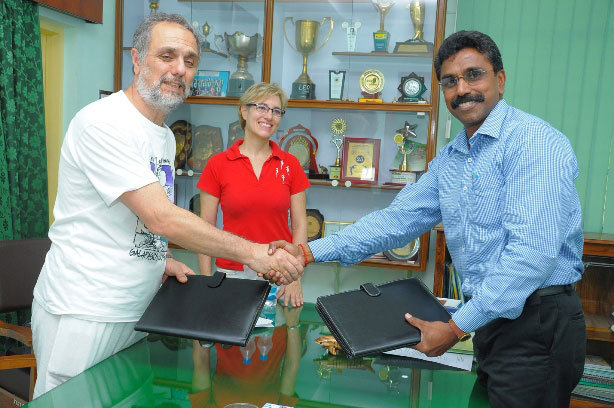 TN Fisheries Univ, University of Las Palmas De Gran Canaria (Spain) sign MoU